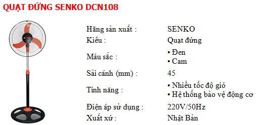 quat dung cong nghiep senko