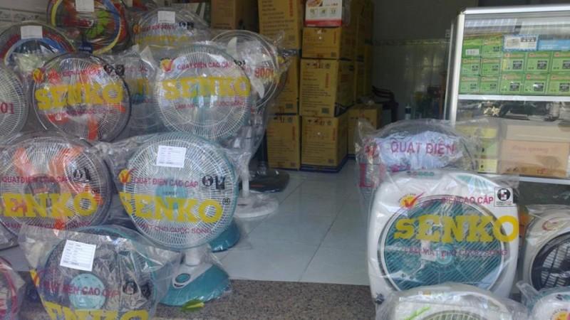 Nhà phân phối quạt điện tại Tây Ninh